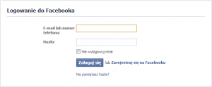 Profil - facebook integracja 2