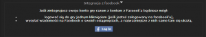 Profil - facebook integracja