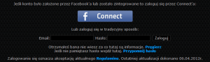 Profil - facebook integracja 4