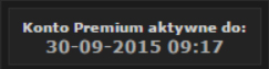 Godzina premium